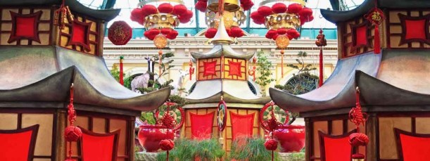 2015 Chinese New Year at Bellagio