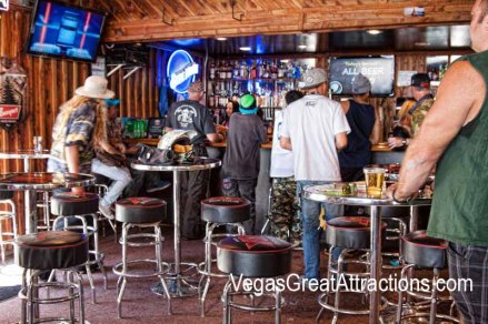 End of the season at the Ski and Snowboard Resort Las Vegas party