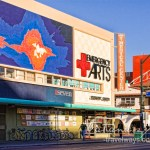 Photo: Emergency Arts on Fremont Street East – The Most Creative Medical Center Ever
