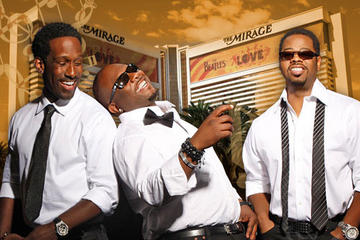Boyz II Men at The Mirage Hotel and Casino