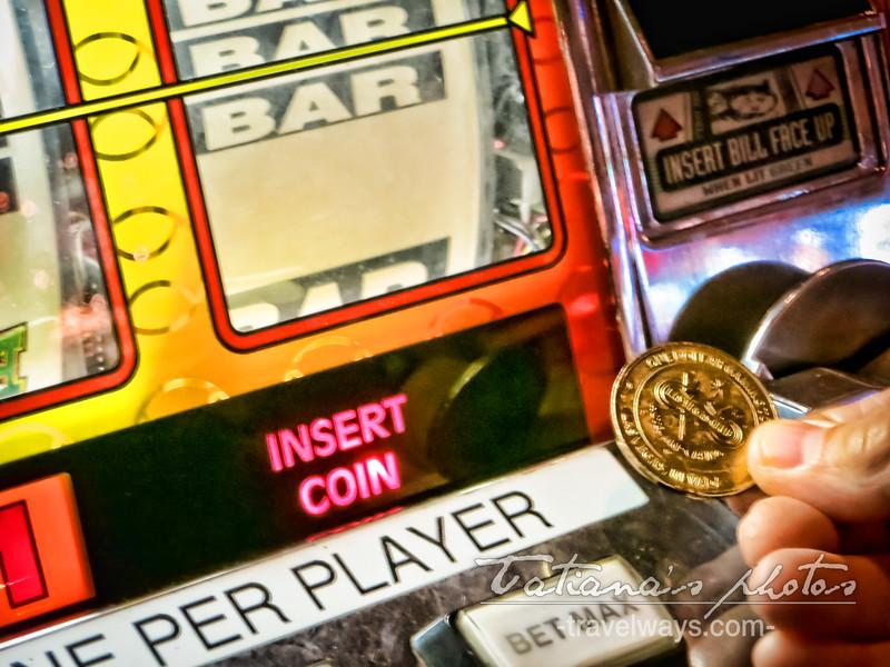 Gambling Machine Las Vegas