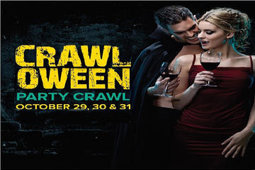 Las Vegas Halloween Party Crawl