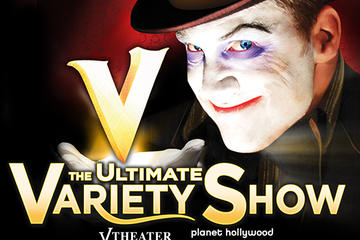 V The Ultimate Variety Show at Planet Hollywood Resor and Casino