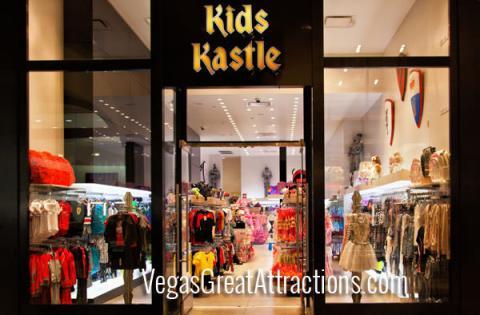 Kids Castle Store - Forum Shops at Caesars Palace, Las Vegasv