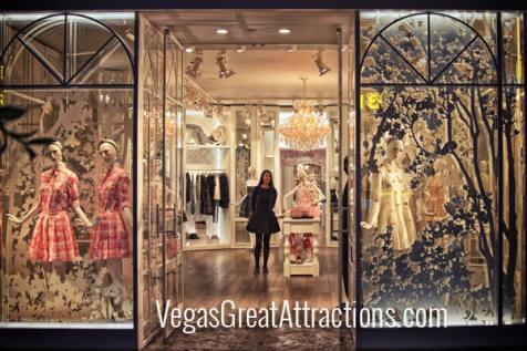 Red Valentino Store - Forum Shops at Caesars Palace, Las Vegas