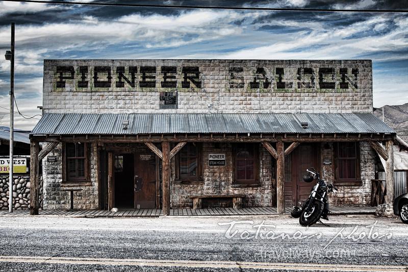 Good Springs Pioneer Saloon