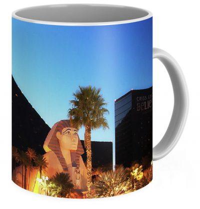 Luxor Las Vegas Coffee Mug