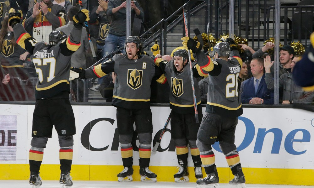 Vegas Golden Knights VGK Tom's Daily