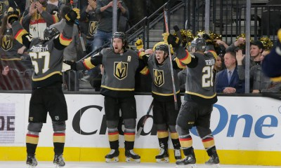 Vegas Golden Knights VGK opening night
