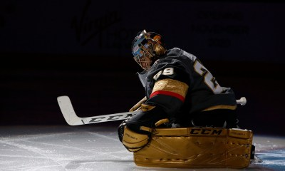 Marc-Andre Fleury Vegas Golden Knights History