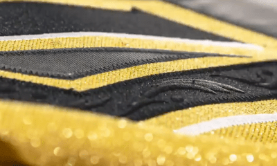 Tom's Daily Vegas Golden Knights Gold Jersey Details