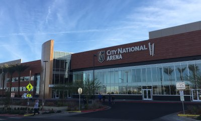 Vegas Golden Knights City National Arena, COVID-19