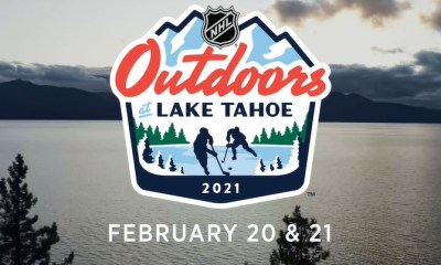 Vegas Golden Knights Colorado Avalanche Lake Tahoe