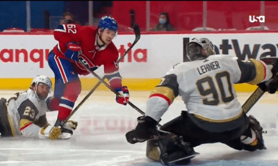 Vegas Golden Knights Montreal Canadiens OT Game 6