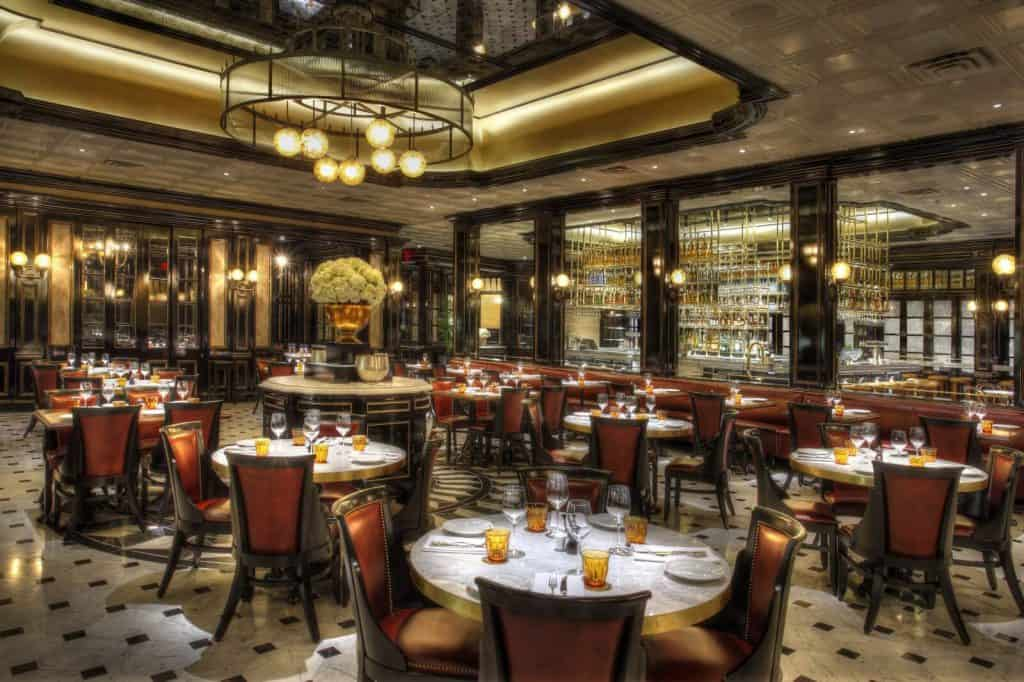 Bardot Brasserie – Aria French Restaurant in Las Vegas