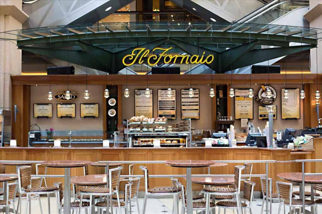 Il Fornaio - Top Italian Restaurants in Las Vegas