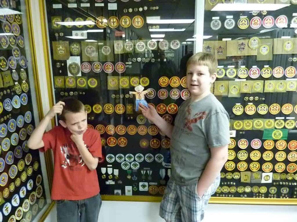 Las Vegas International Scouting Museum - Vegas Museums
