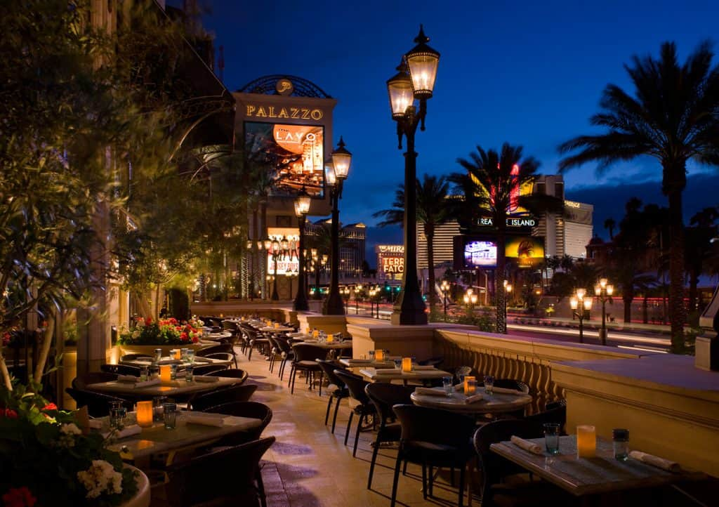 Lavo - Best Italian Restaurants in Las Vegas at Venetian and Palazzo
