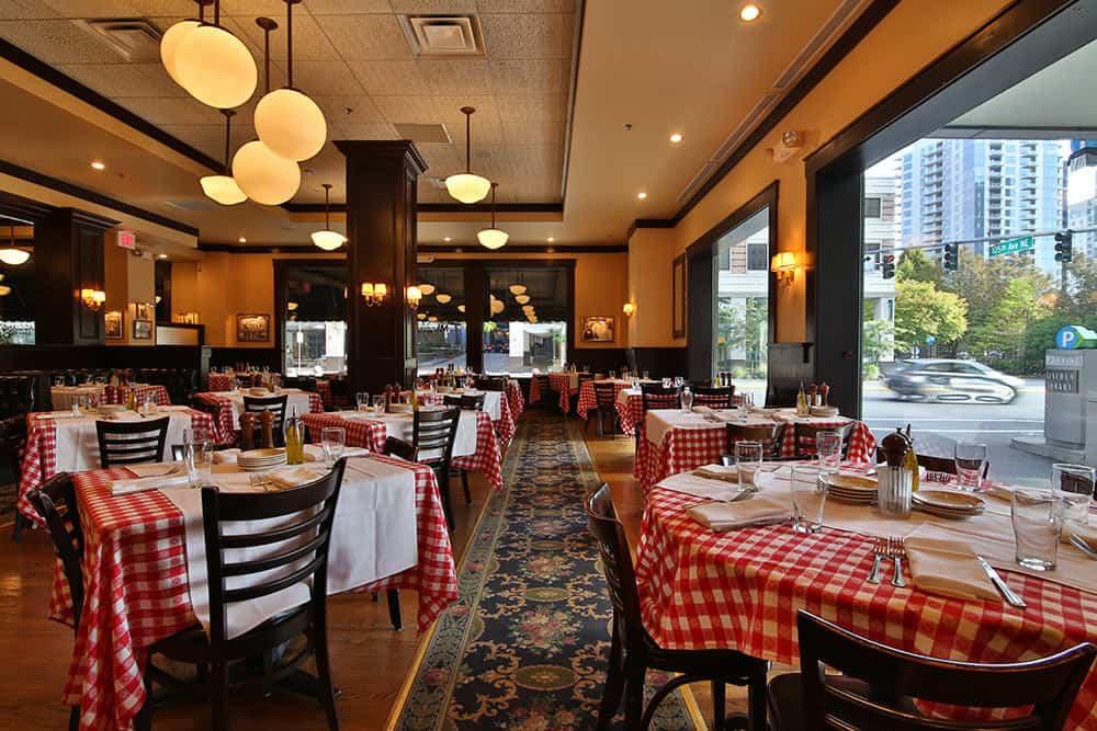 Maggiano's - Best Italian Restaurants in Las Vegas