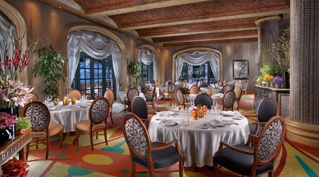 Picasso at Bellagio Hotel & Casino - Las Vegas French Restaurant