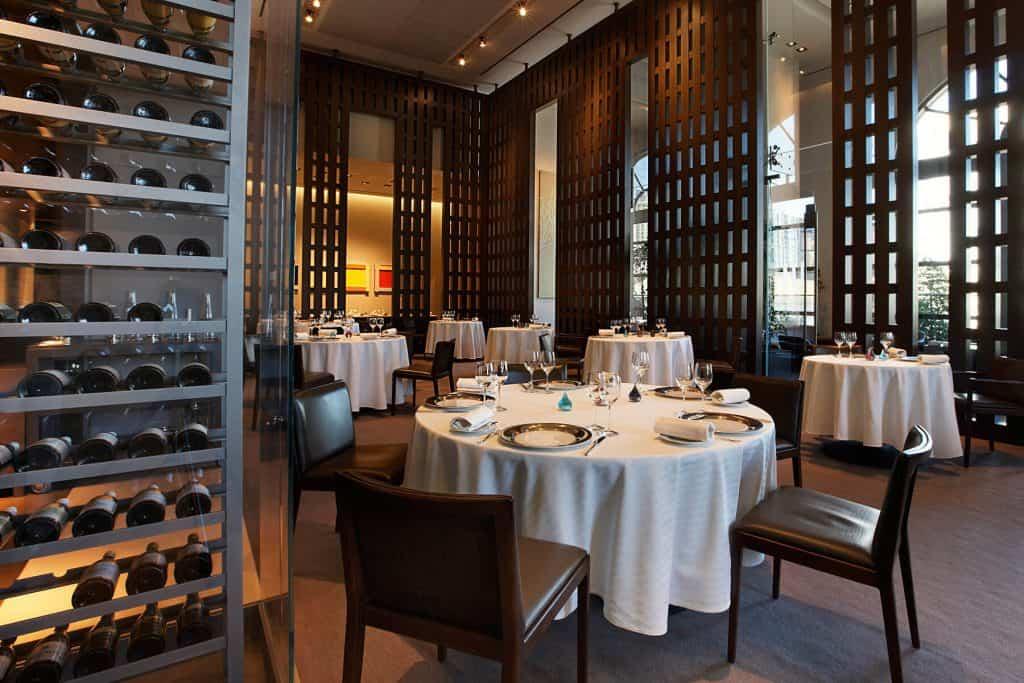 Restaurant Guy Savoy at Caesars Palace - Best Las Vegas French Restaurant
