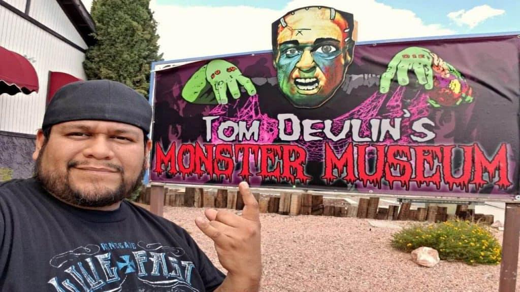 Tom Devlin's Monster Museum - Best Las Vegas Museums