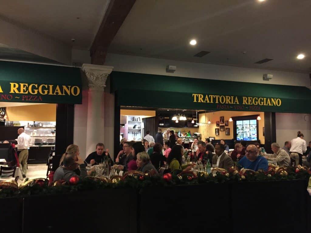 Trattoria Reggiano - Best Italian Restaurants in Las Vegas