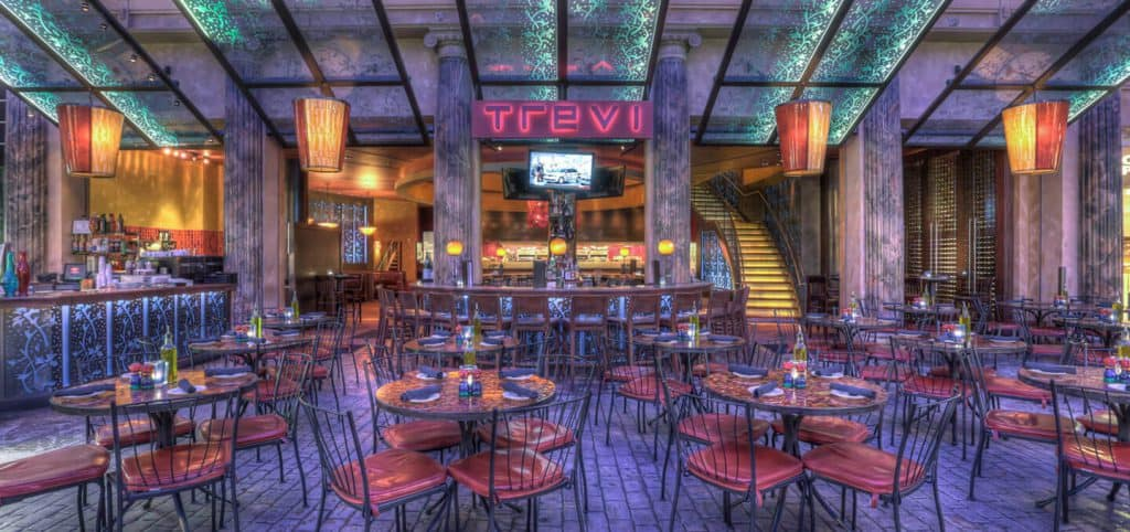 Trevi - Italian Restaurants in Las Vegas at Caesars Palace