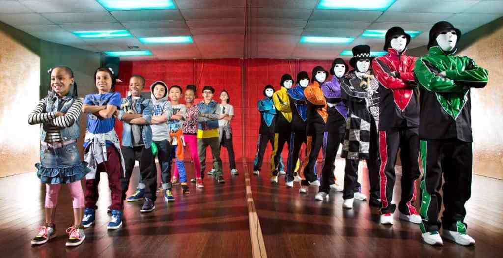 Jabbawockeez - Family Friendly Shows in Las Vegas