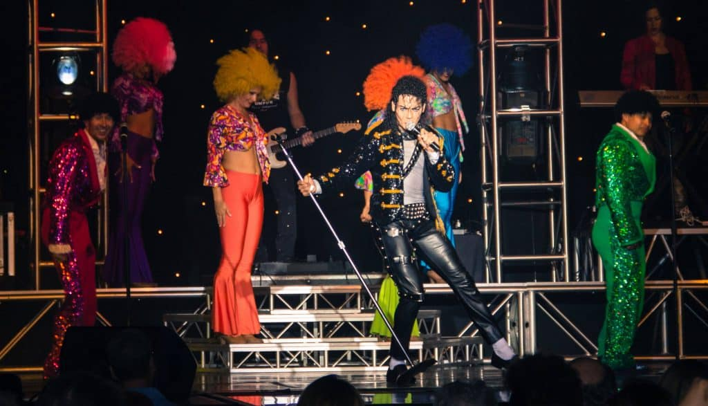 MJ Live: A Michael Jackson Tribute - Vegas Shows for Kids