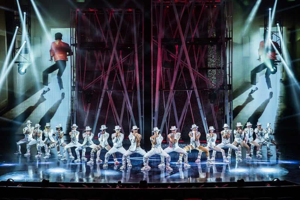 Michael Jackson ONE Show - Best Shows in Las Vegas for Kids