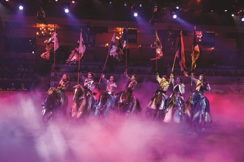 Tournament of Kings - Best Shows for Kids in Las Vegas