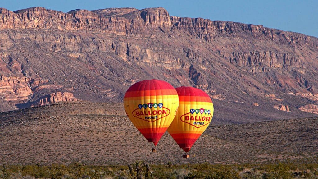 Vegas Balloon Rides - Things to do in Las Vegas for Couples