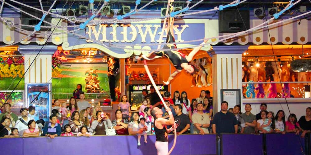 World's Largest Permanent Circus - Family Shows in Las Vegas