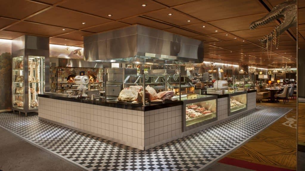 Bazaar Meat by Jose Andres - Best Restaurants in Las Vegas for Bachelorette Party