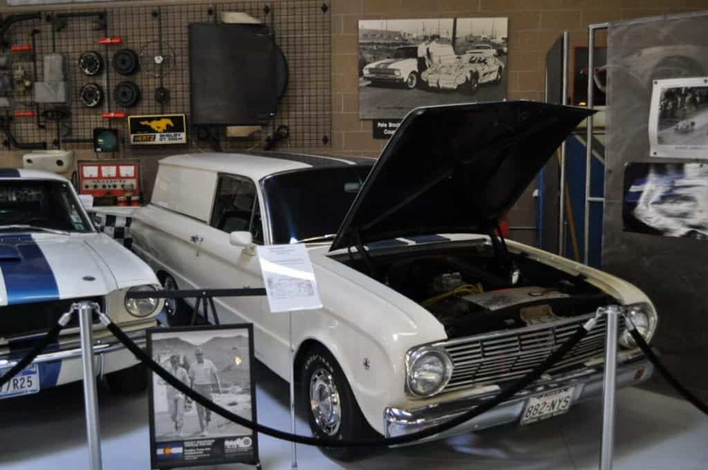 Carroll Shelby Museum - Vegas Museums