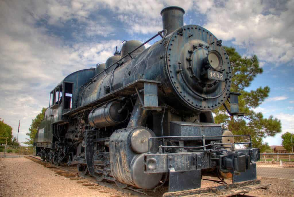 Clark County Museum - Las Vegas Train Museum