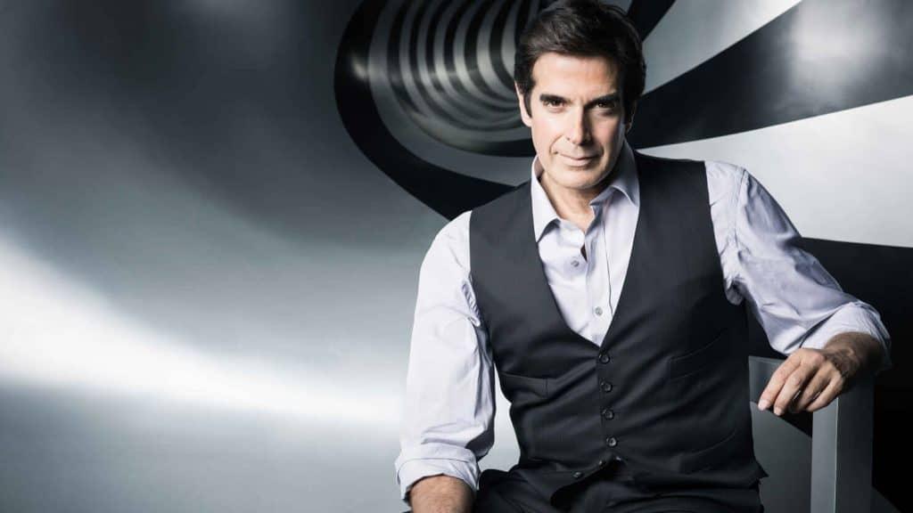 David Copperfield - Best Magic Show in Las Vegas