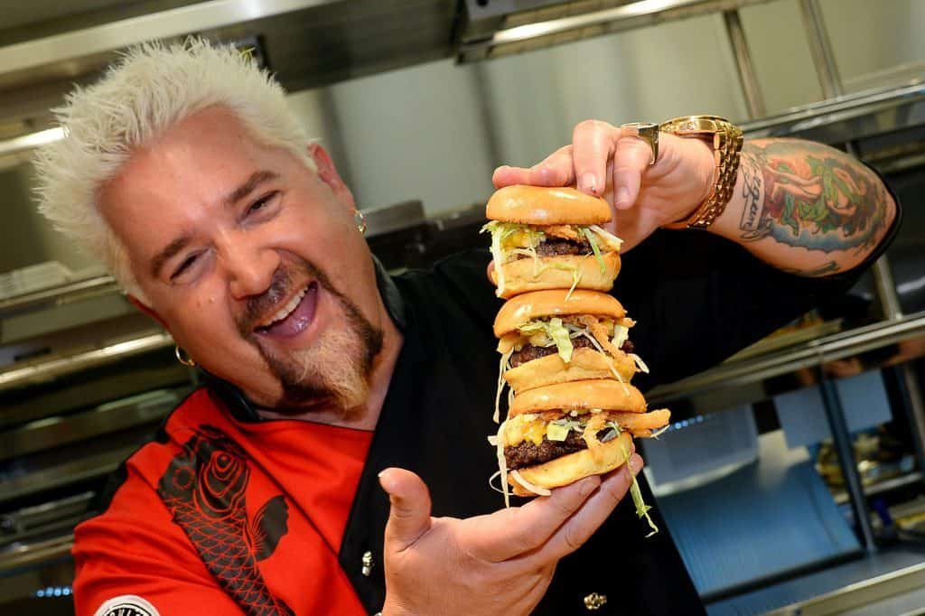 Dine at a Celebrity Chef Restaurant - Things to do in Vegas