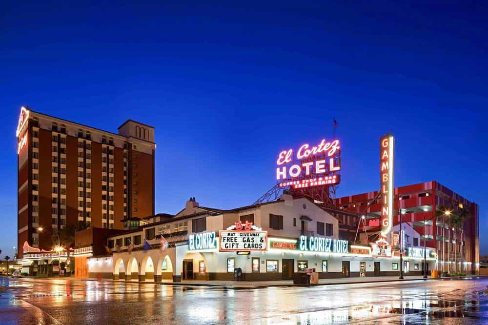 El Cortez Downtown Las Vegas - Vegas Hotels for Bachelor Party