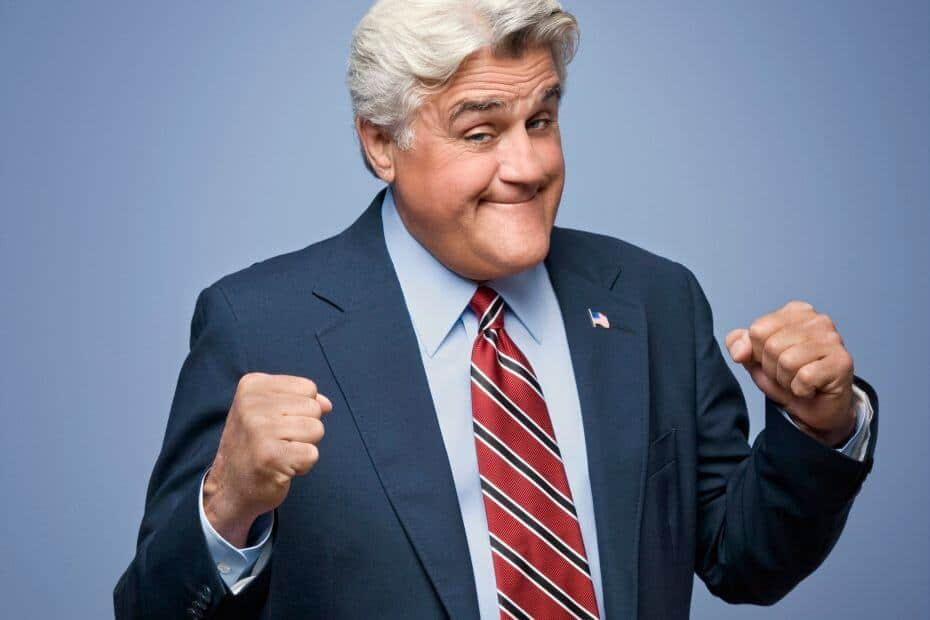 Jay Leno - Best Comedy Shows in Vegas