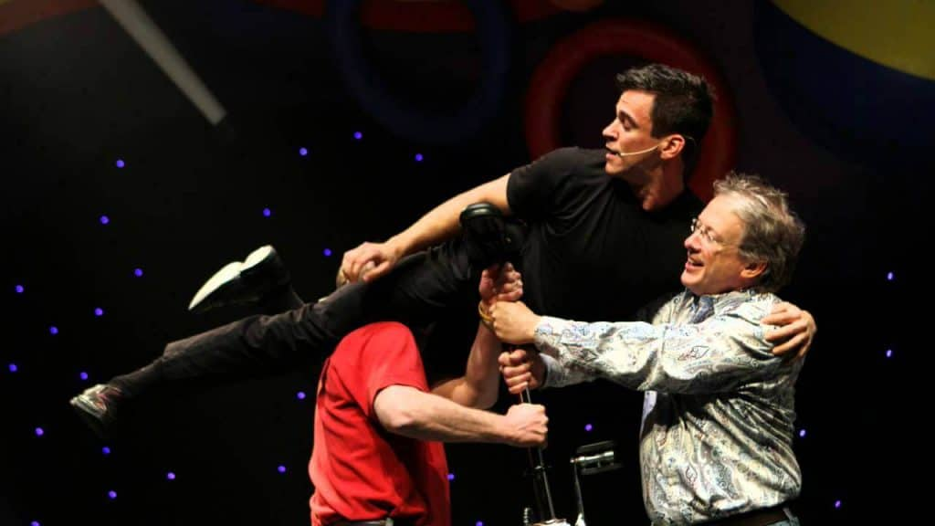 Jeff Civillico Comedy In Action - Best Las Vegas Comedy Shows