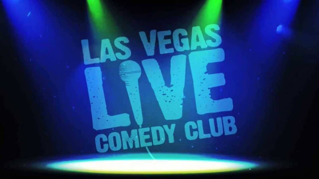 Las Vegas Live Comedy Club - Comedy Shows in Las Vegas