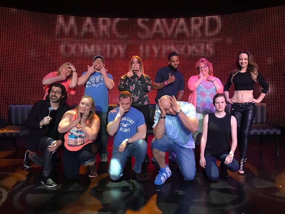 Marc Savard Comedy Hypnosis - Comedy Shows in Vegas tonight
