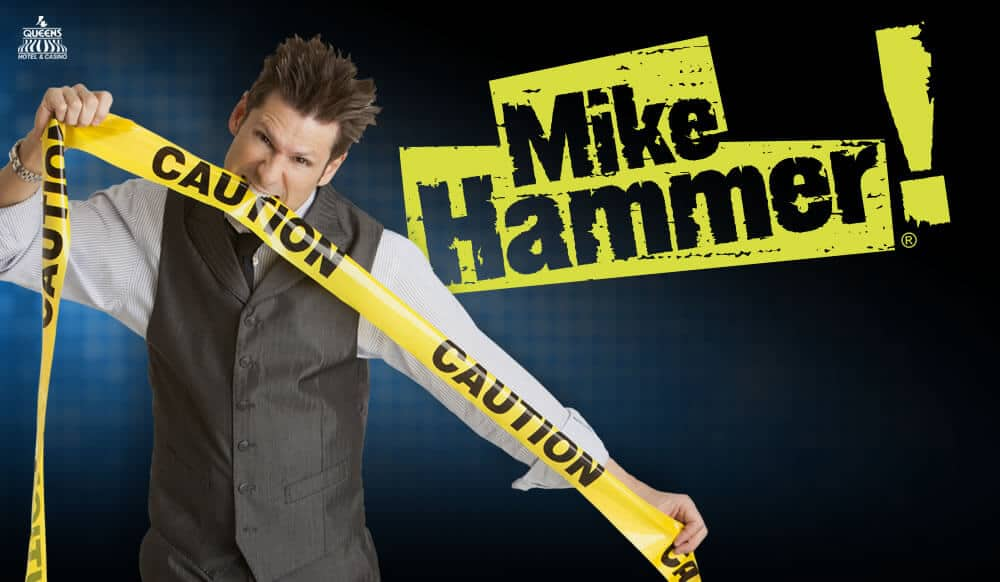 Mike Hammer - Comedy Magic Show in Las Vegas