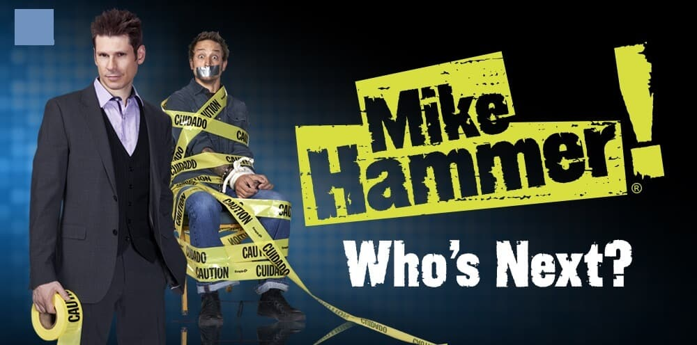 Mike Hammer Comedy Magic - Best Comedy Shows in Vegas