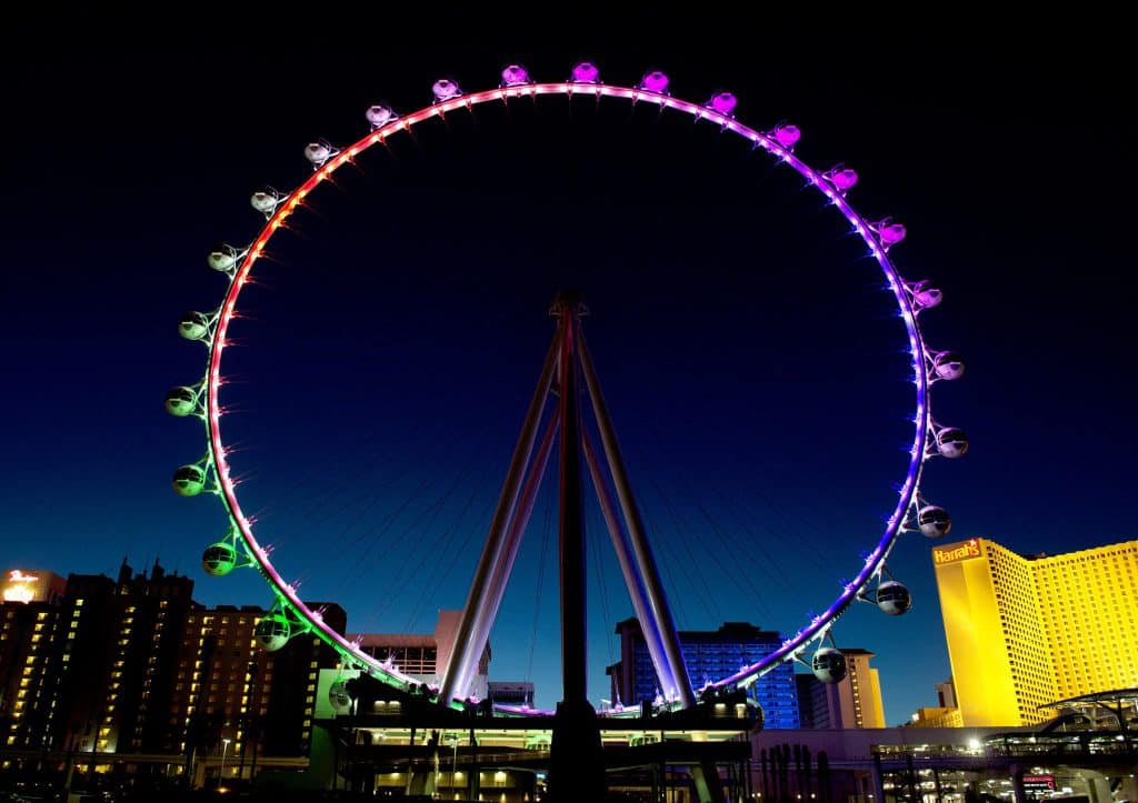 High Roller Las Vegas - Things to do in Las Vegas During the day