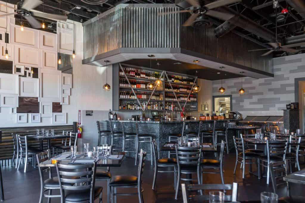The Black Sheep - Bachelorette Party Restaurants Las Vegas