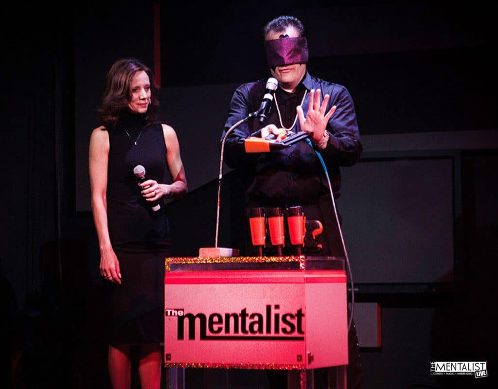 The Mentalist Las Vegas Magic Show - Best Magic Show in Las Vegas