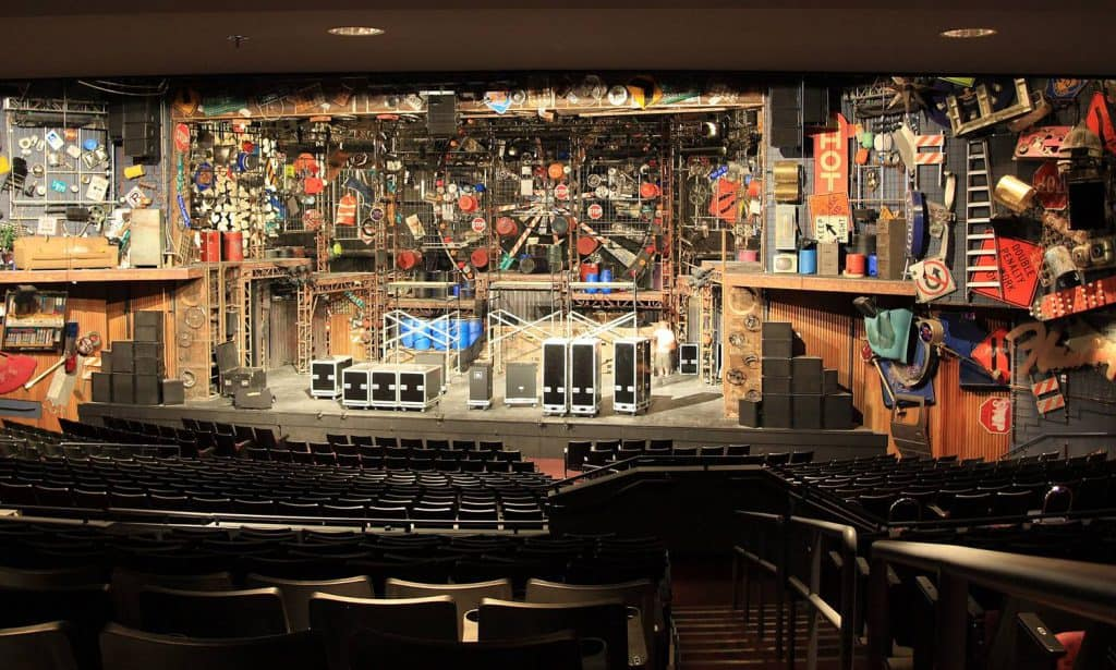 V Theater at Planet Hollywood Resort & Casino - Las Vegas Bachelor Party ideas